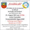 Foto zur Veranstaltung Einladung Erzählcafe - Sippersfeld