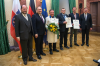 Foto vom Album: Ramelow gratuliert Altenburger Friseurmeister Müller