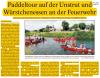 Vorschaubild: Deutsch-Polnische Jugendbegegnung 2017 im Kyffhäuserkreis - Impressionen