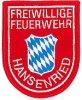 Vorschau:Freiwillige Feuerwehr Hansenried