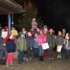 Vorschaubild der Meldung: Traditionelles Weihnachtsbaumanzünden in Göhlen