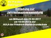 Vorschaubild der Meldung: Jahreshauptversammlung des SV Preußen Elsterwerda