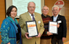 Vorschaubild der Meldung: Heinz Friedrichs erhält Auszeichnung für ehrenamtliche Tätigkeit