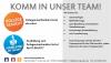 Vorschaubild der Meldung: Komm in unser Team!