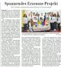 Vorschaubild der Meldung: Spannendes Erasmus-Projekt