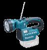 Vorschaubild der Meldung: Makita Akku-Radio-Lampe BMR050