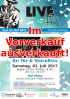 Vorschaubild der Meldung: Ausverkauft: Live im Hof mit An Tor & Uniceltics am 01.07.2017