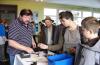 Vorschaubild der Meldung: Schüler aus Partnerstadt Gerolzhofen auf Exkursionsfahrt in Rodewisch