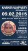 Vorschaubild der Meldung: Kartenvorverkauf / Karnevalsparty / Kinderkarneval / KVMG / 09.02.2018 u. 11.02.2018
