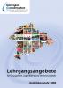 Vorschaubild der Meldung: Lehrgangsbroschüre der Sportregion Südniedersachsen 2018