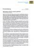 Vorschaubild der Meldung: Pressemitteilung