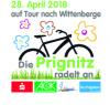 Vorschaubild der Meldung: Die Prignitz radelt an - Sternfahrt nach Wittenberge am 28.04.2018