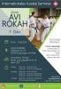 Vorschaubild der Meldung: Seminar mit Sensei Avi Rokah 15.6.-17.6.