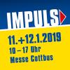 """Vorschaubild der Meldung: """"IMPULS"""" - Größte Bildungsmesse und Jobbörse des Bundeslandes Brandenburg am 11. + 12. Januar 2019 in der Messe Cottbus - Bewerben Sie sich als Aussteller!"""