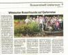 Vorschaubild der Meldung: Unsere Gartenreise in den Uetersener Nachrichten