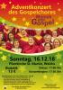 Vorschaubild der Meldung: Adventkonzert des Gospelchores Munich goes Gospel