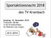 Vorschaubild der Meldung: Sportaktionsnacht 2018