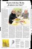 """Vorschaubild der Meldung: Paretz lebt das Motto """"Fontane war hier""""_MAZ-Artikel"""