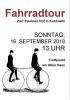 Vorschaubild der Meldung: Fahrradtour