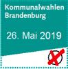 Vorschaubild der Meldung: Europa- und Kommunalwahl 26. Mai 2019
