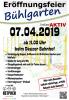 Vorschaubild der Meldung: Teilnahme an Eröffnung des Bühlgartens