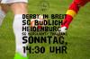 Vorschaubild der Meldung: Derby in Breit// Remis gg. Tabellenzweiten