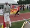 Vorschaubild der Meldung: Lara Schmitz wirft Bestleistung in Jena
