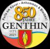 Vorschaubild der Meldung: Logo & Slogan machen aufs Stadtjubiläum aufmerksam! 850-Jahrfeier Stadt Genthin
