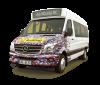 Vorschaubild der Meldung: Neuer Shuttlebus der BVG für Berlin-Pendler: BerlKönig BC