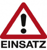 Vorschaubild der Meldung: Einsatz - Effolderbach: Gartenhüttenbrand