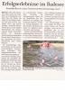Vorschaubild der Meldung: Schwimmunterricht