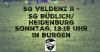 Vorschaubild der Meldung: Heimsieg gegen Longkamp/ Wichtiges Spiel beim Tabellennachbarn