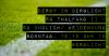 Vorschaubild der Meldung: Punkte verschenkt gg. Tabellendritten/ Derby gg. Thalfang II