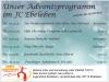 Vorschaubild der Meldung: Programm im Jugendclub Dezember