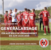 Vorschaubild der Meldung: Fußball: FLB setzt Spielbetrieb bis 19. April 2020 weiterhin aus