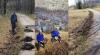 Vorschaubild der Meldung: 4. Frühjahrsaktion: Schau-Wassergraben für das kleine Helmkraut