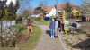 Vorschaubild der Meldung: 5. Frühjahrsaktion: Öffentliches Grün Bergalinger Dorfmitte und Egg Bushaltestelle