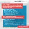 Vorschaubild der Meldung: Neue Thüringer Corona-Verordnung am 18. April 2020 erlassen