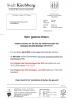 Vorschaubild der Meldung: Informationen zur Betreuungskostenregelung für die Monate April und Mai