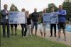 Vorschaubild der Meldung: SV 07 Moringen unterstützt Freibad