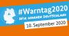 Vorschaubild der Meldung: Bundesweiter Warntag 10.09.2020