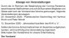 """Der für den 22.11.2020 geplante """"Niederdeutsche Nachmittag"""" muss leider wegen den aktuellen Festlegungen zur Bekämpfung der Coronapandemie ausfallen."""