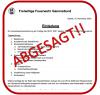 Vorschaubild der Meldung: Absage Jahreshautversammlung der FFw Gammellund 08.01.2021