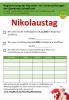 Der Nikolaus am Wochenende nach Schafflund