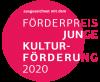 """Vorschaubild der Meldung: Wir wurden mit dem """"Junge Kulturförderpreis 2020"""" ausgezeichnet"""