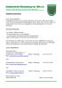 Mitgliederinformation 12.2020