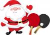 Tischtennisabteilung sendet Weihnachtsgrüße