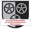 Vorschaubild der Meldung: Informationen aus dem Rathaus