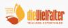 Logo 'Die Vielfalter - Experten fürTeilhabe'