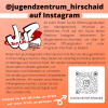 Jugendzentrum auf Instagram